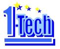 1-Tech logo