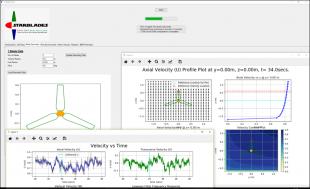 Example StarBlades Screenshot